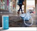 Innovative corrugated face mask bin wins a ScanStar 2021